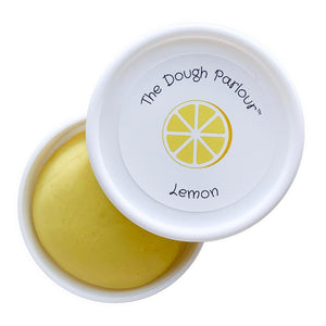 The Dough Parlour Individual Dough Tub: Lemon