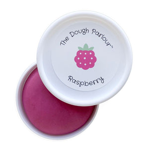 The Dough Parlour Individual Dough Tub: Raspberry
