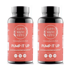 Happy Healthy Hippie Pump It Up x2 Bundle
