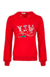 Sudadera Umag RED