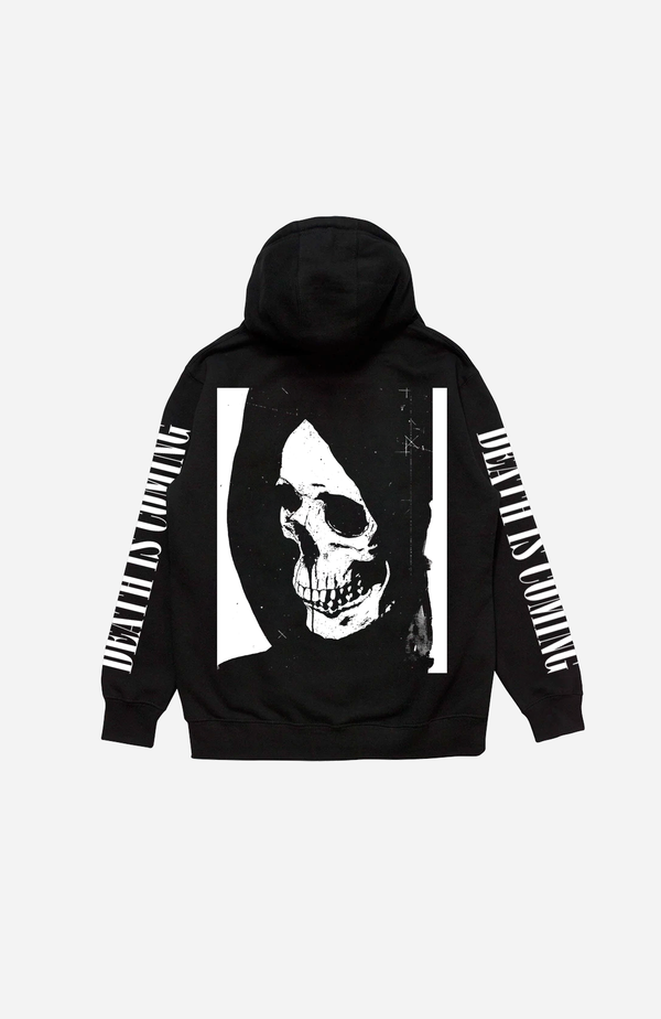 DEATH IS COMING PULLOVER
