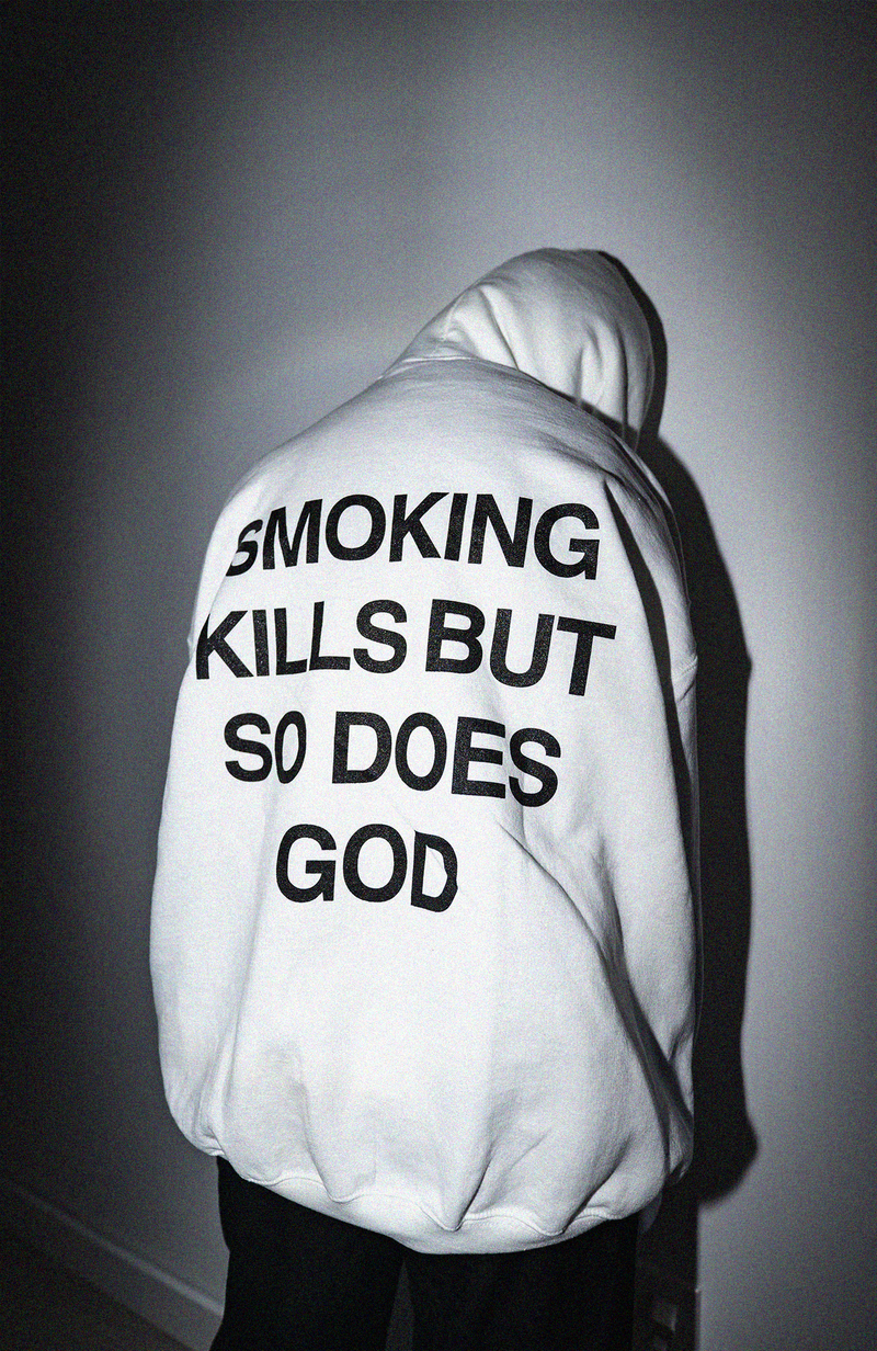 SMOKING KILLS PULLOVER