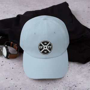 STEEL PLATED Dad hat