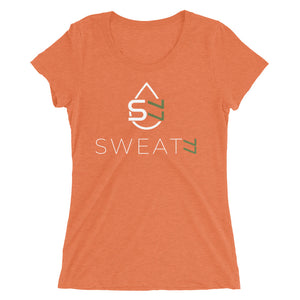 Sweat 77 Ladies' short sleeve t-shirt