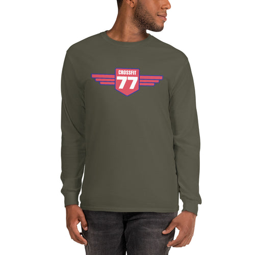Classic Wing 77 Men's Long Sleeve Shirt