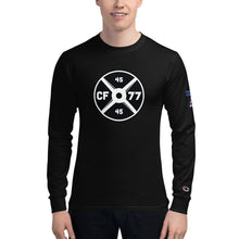 Load image into Gallery viewer, STEEL PLATED Men's Champion Long Sleeve Shirt