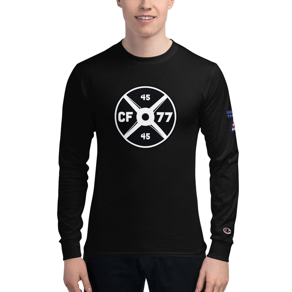 STEEL PLATED Men's Champion Long Sleeve Shirt