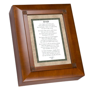 DAD REMEMBERANCE BOX