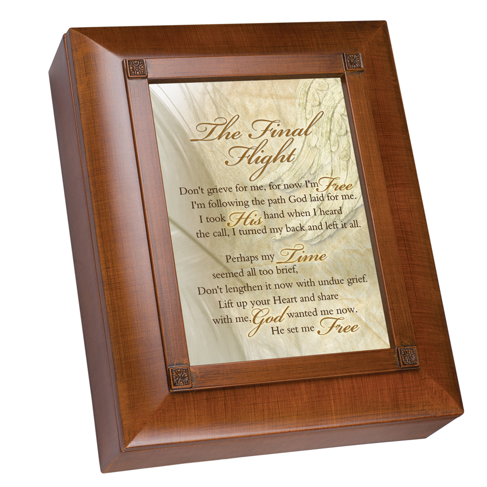 FINAL FLIGHT REMEMBRANCE BOX