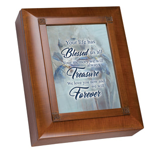 BLESSED MEMORY REMEMBRANCE BOX