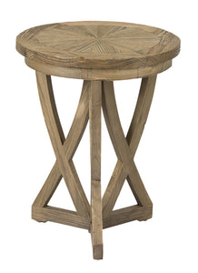 "End Table 19"" x 24""H Wood"