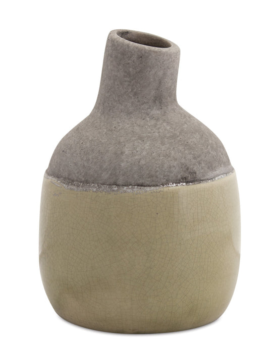 "Vase (Set of 3) 7.75""H Terra Cotta"