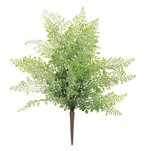 "Fern Bush (Set of 6) 19""H Plastic"