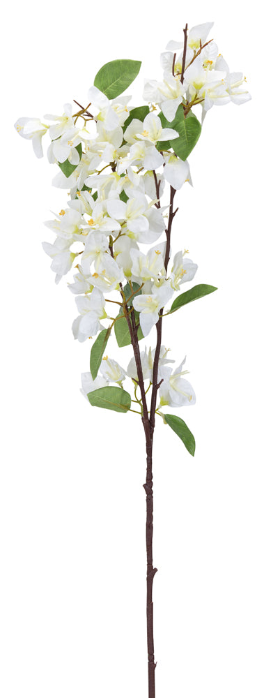 "Bouganvilla Branch (Set of 12) 35""H Polyester"