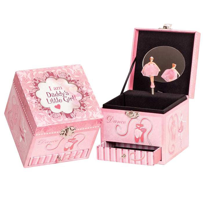 DADDY'S LITTLE GIRL JEWELRY BOX