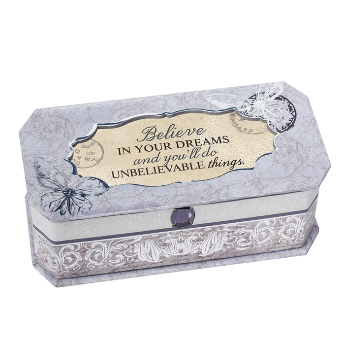 BELIEVE IN YOUR DREAMS JEWELRY BOX