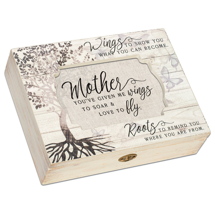 GIVEN WINGS TO SOAR JEWELRY BOX