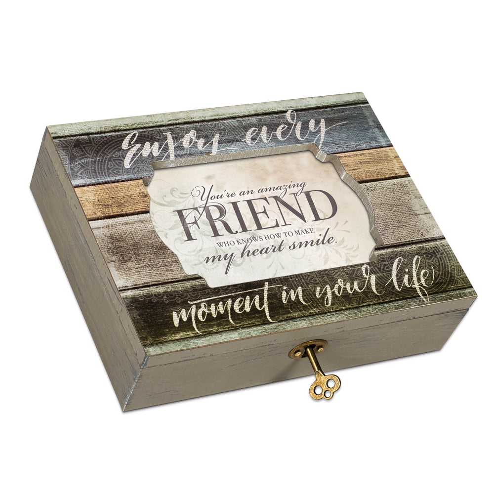 AMAZING FRIEND JEWELRY BOX