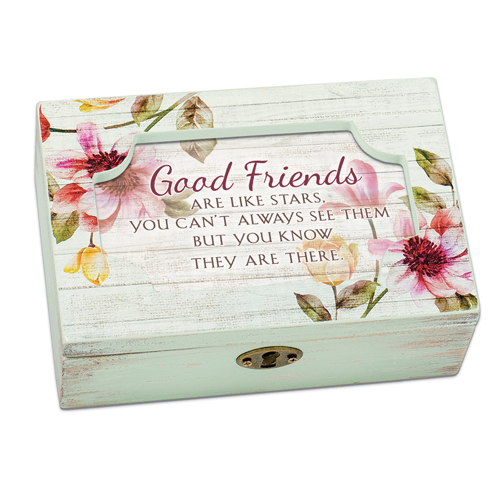 FRIEND LIKE STARS JEWELRY BOX
