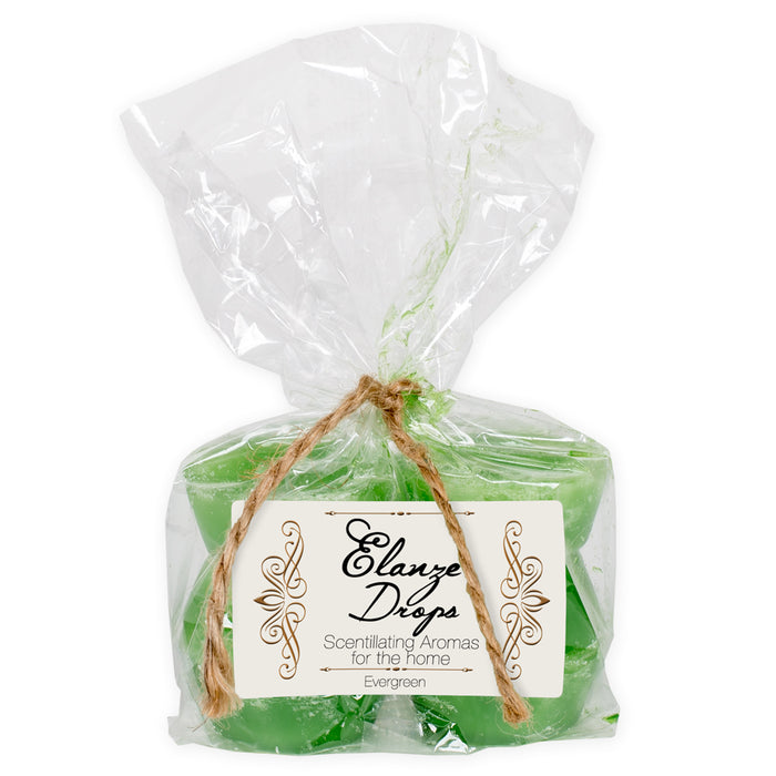 EVERGREEN WAX DROPS - 6 PACK