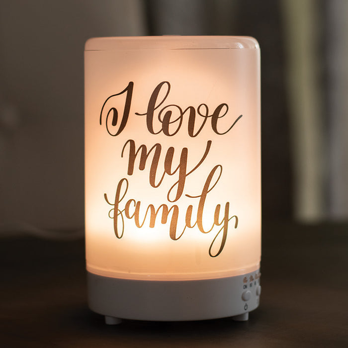 I LOVE MY FAMILY DIFFUSER