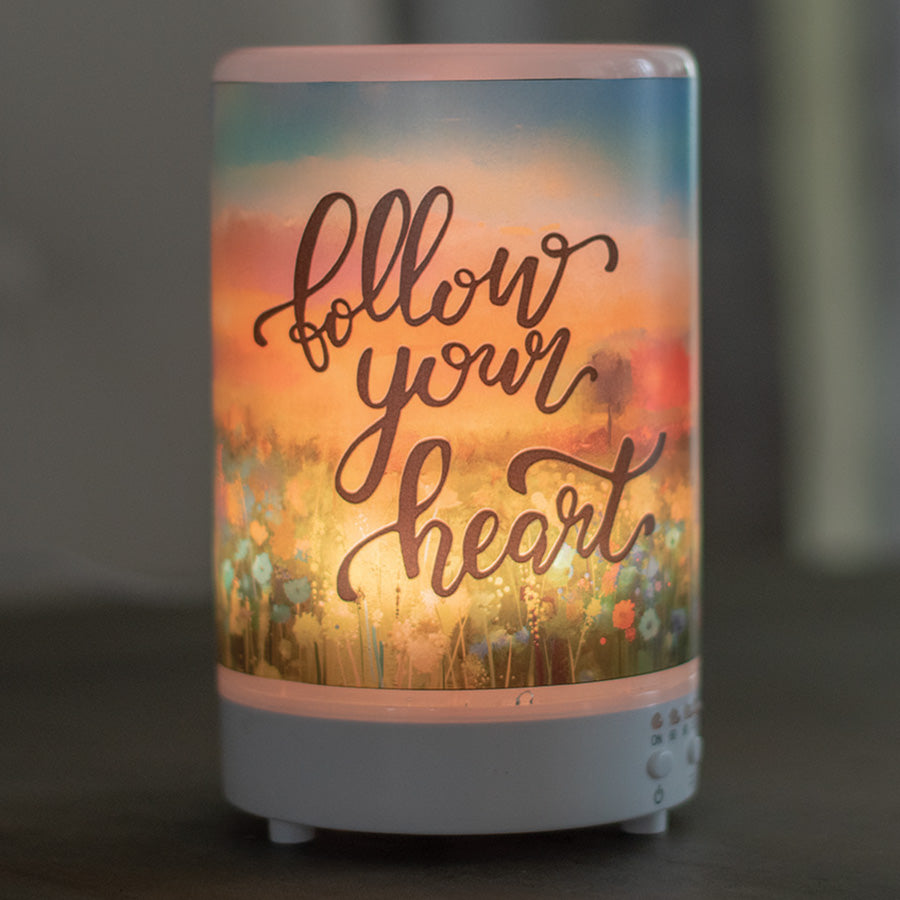 FOLLOW YOUR HEART DIFFUSER