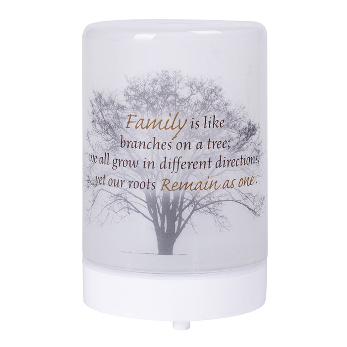 FAMILY LIKE BRANCHES REMAIN ONE DIFFUSER