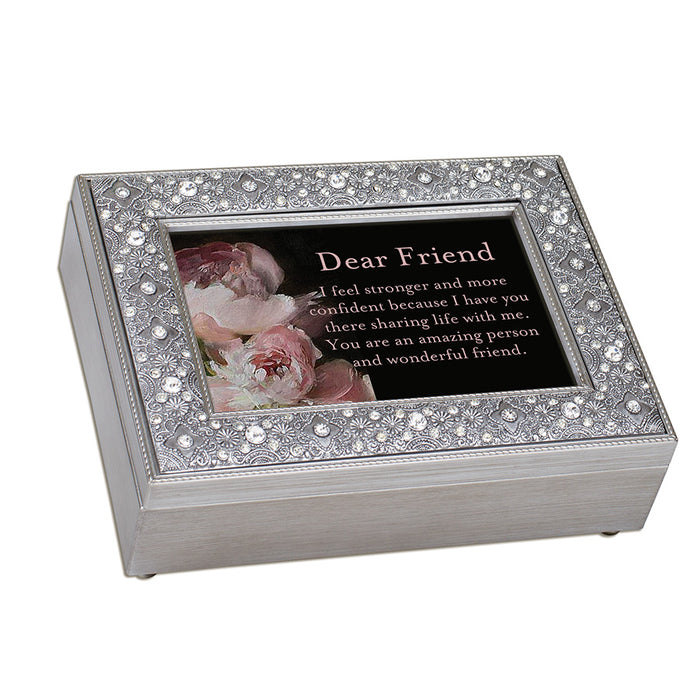 DEAR FRIEND JEWELRY BOX