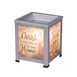 CHRIST CENTER OF HOME LOVE JOY LANTERN WARMER