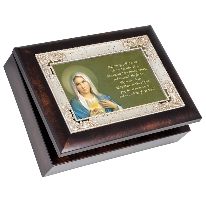 BLESSED MOTHER MARY JEWELRY BOX