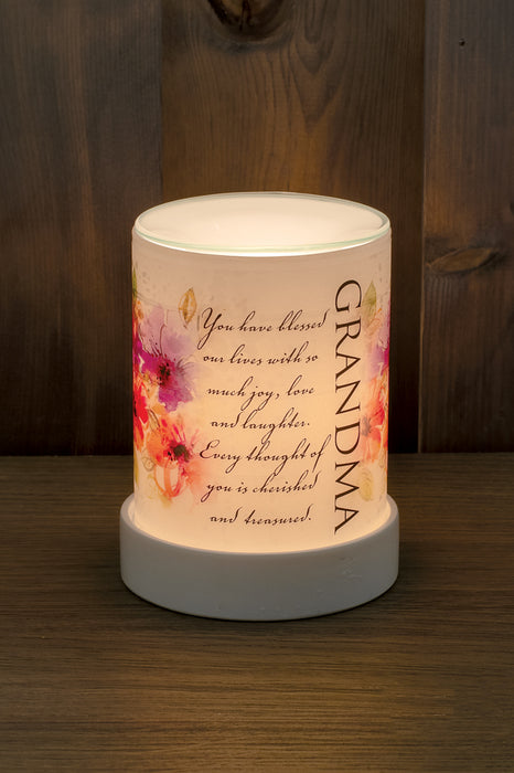 GRANDMA BLESSED OUR LIVES SCENT WARMER