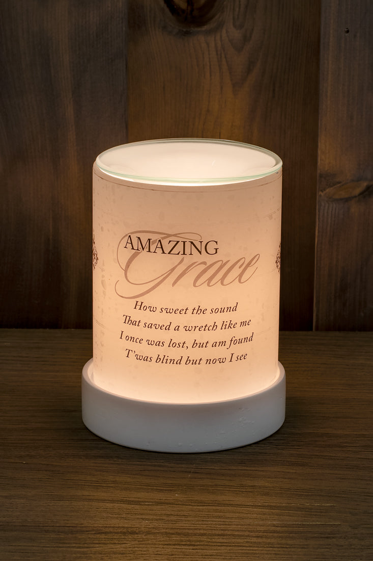 AMAZING GRACE SCENT WARMER