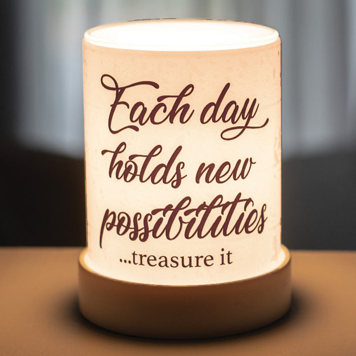 NEW POSSIBILITIES TREASURE IT SCENT WARMER