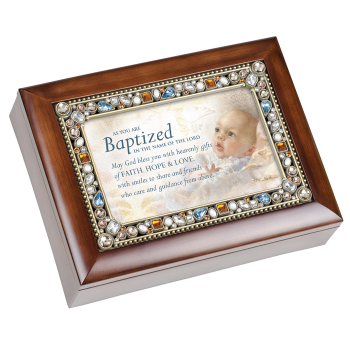 AS YOU ARE BAPTIZED MUSIC BOX