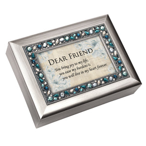 DEAR FRIEND YOU BRING JOY FOREVER MUSIC BOX