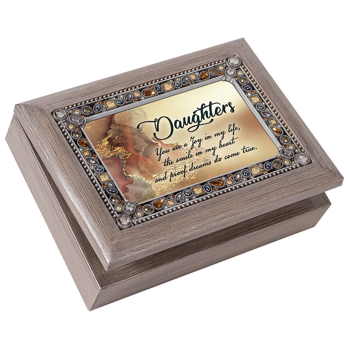 DAUGHTER A JOY IN MY LIFE MUSIC BOX