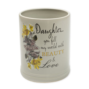 DAUGHTER JAR CANDLE WARMER