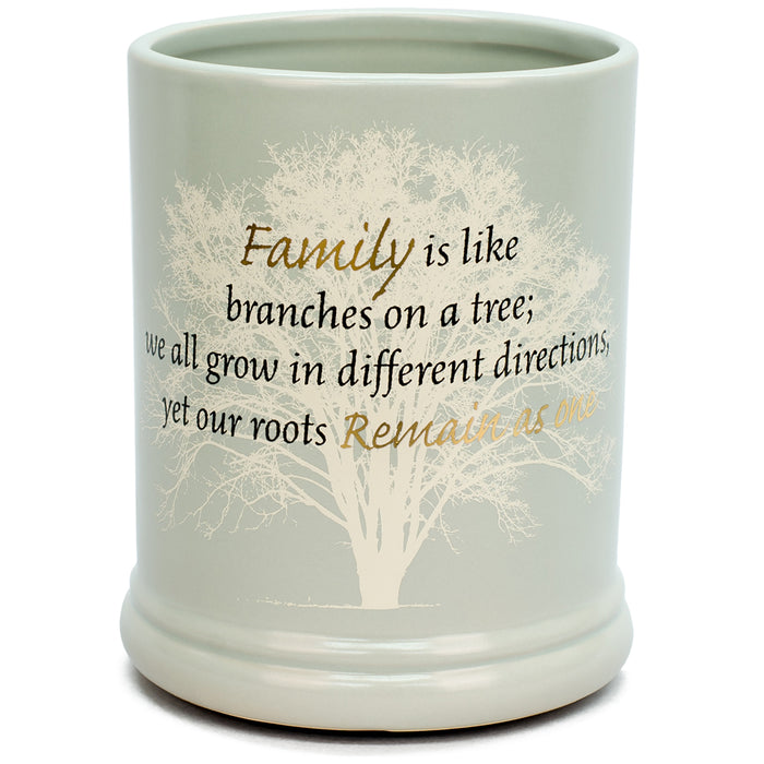 FAMILY JAR CANDLE WARMER
