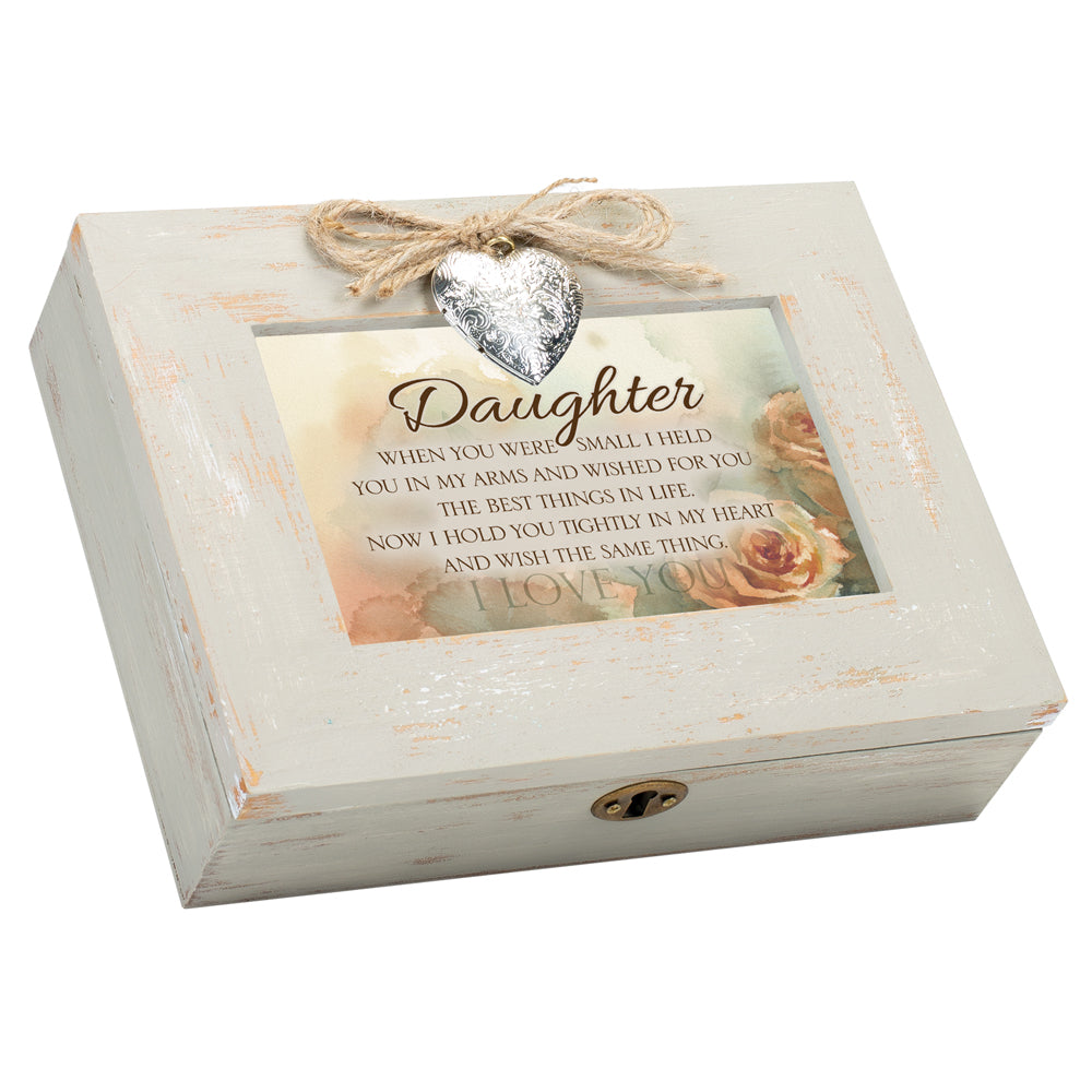 DAUGHTER BEST THINGS IN LIFE MUSIC BOX