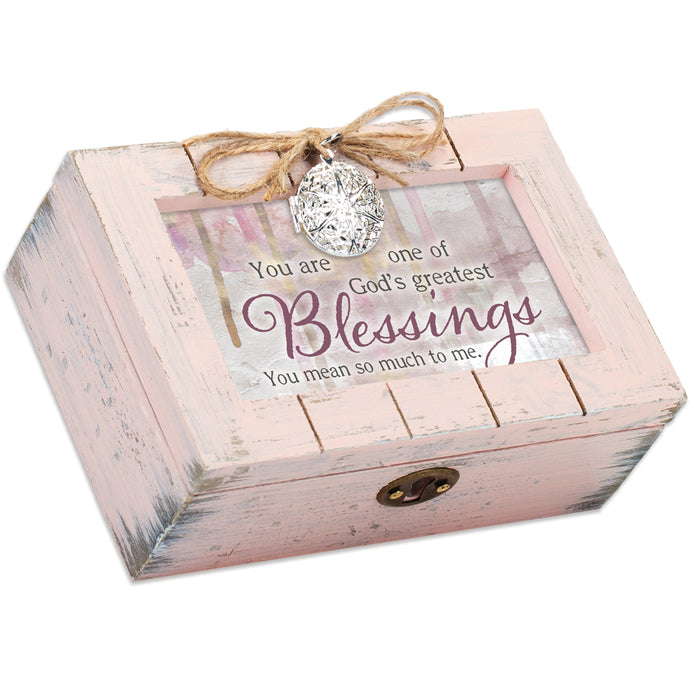 GODS GREATEST BLESSINGS YOU MUSIC BOX