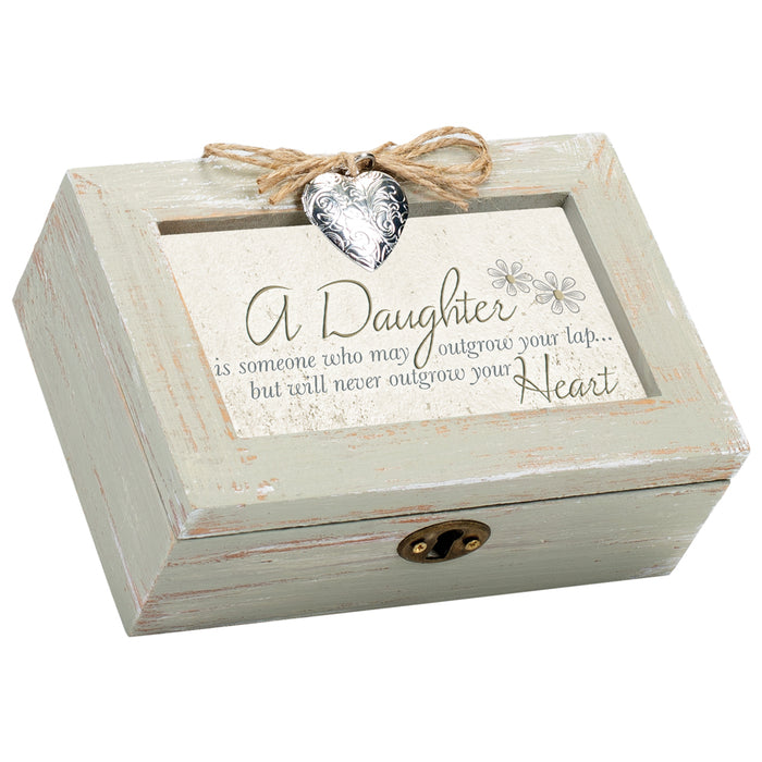 A DAUGHTER MUSIC BOX