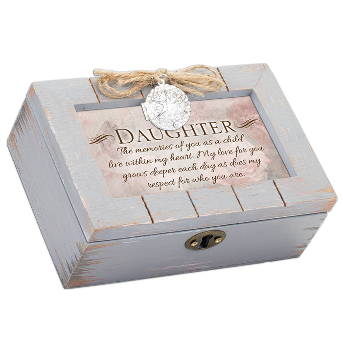 DAUGHTER LOVE GREW DEEPER MUSIC BOX