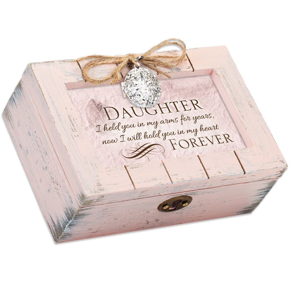DAUGHTER IN MY HEART FOREVER MUSIC BOX