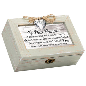 GRANDMA TOGETHER TREASURES SCRIPT MUSIC BOX