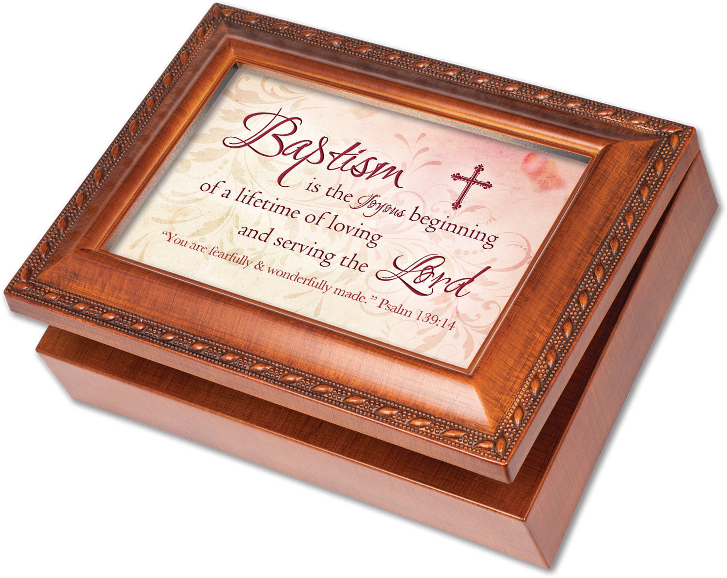 BAPTISM MUSIC BOX