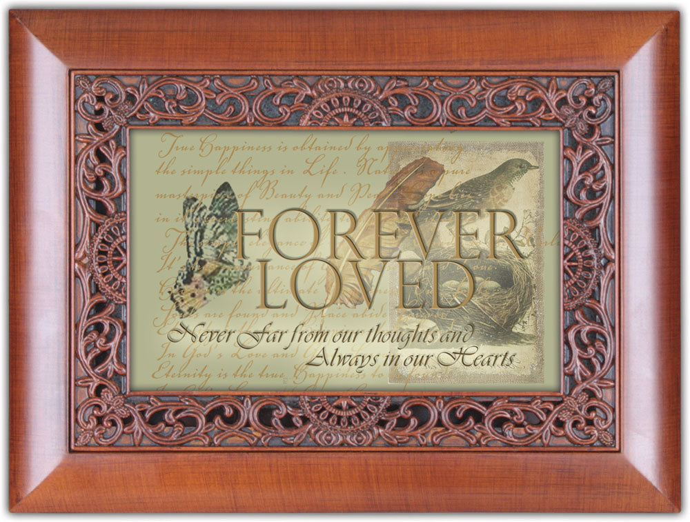 FOREVER LOVED MUSIC BOX