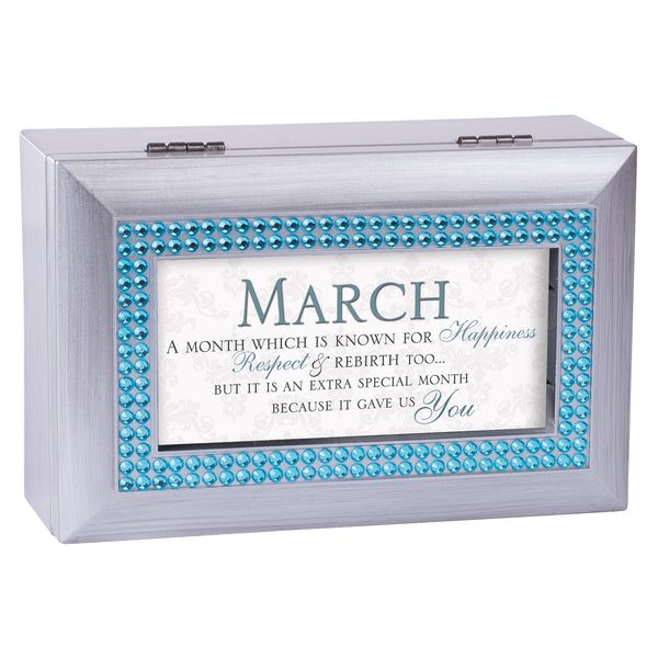 MARCH MUSIC BOX