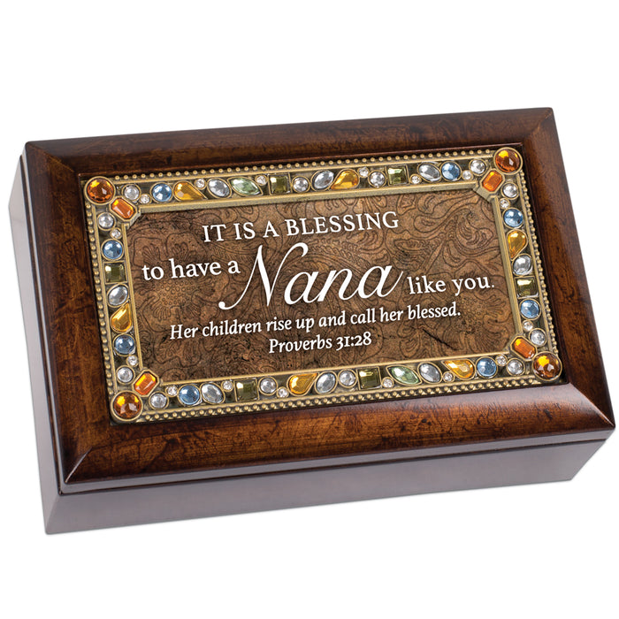 BLESSING TO HAVE NANA LIKE YOU MUSIC BOX