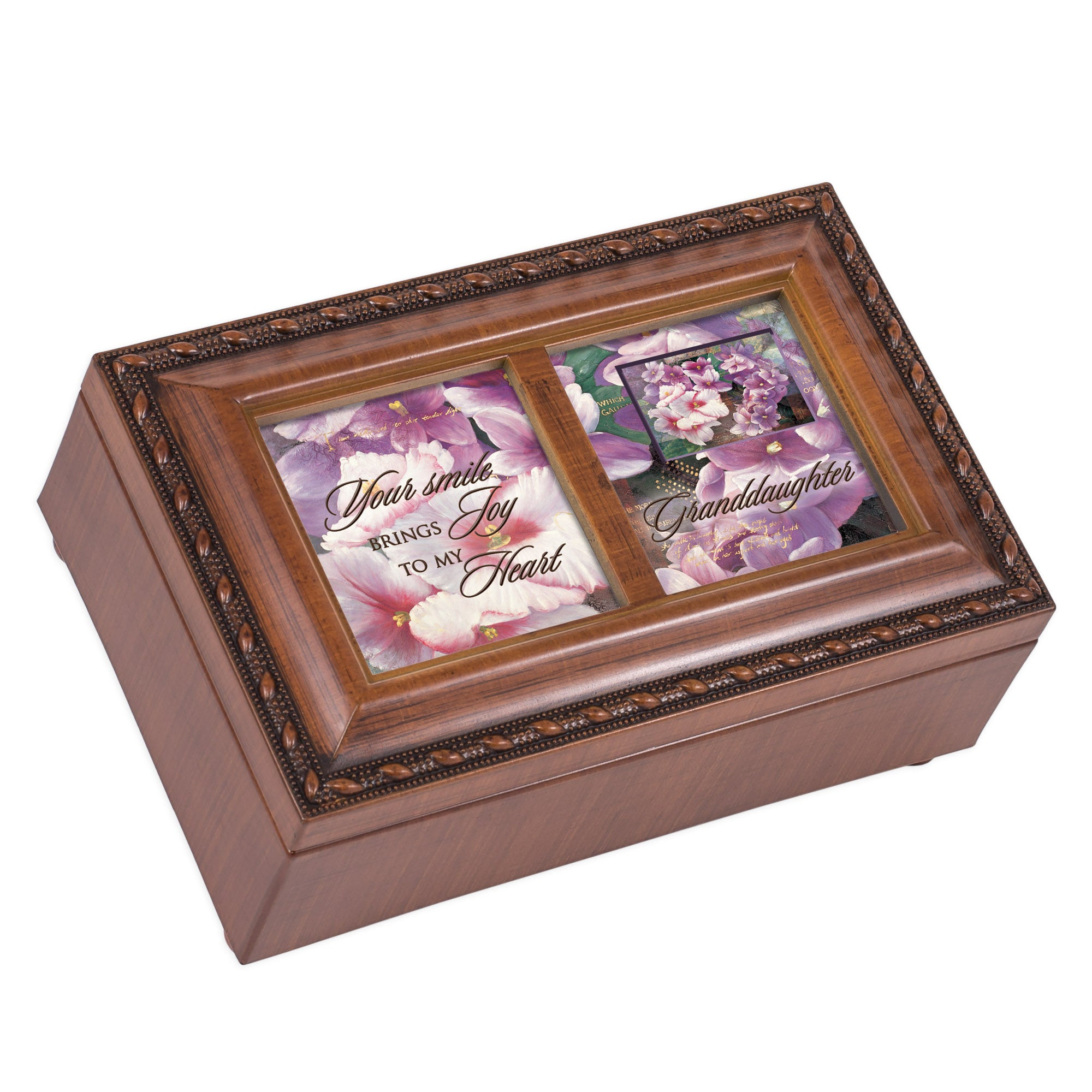 GRANDAUGHTER JEWELRY BOX