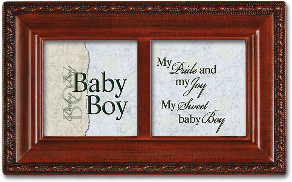 BABY BOY JEWELRY BOX